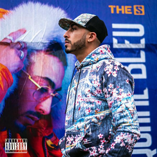 Cover The S - Square bleu (Explicit) album